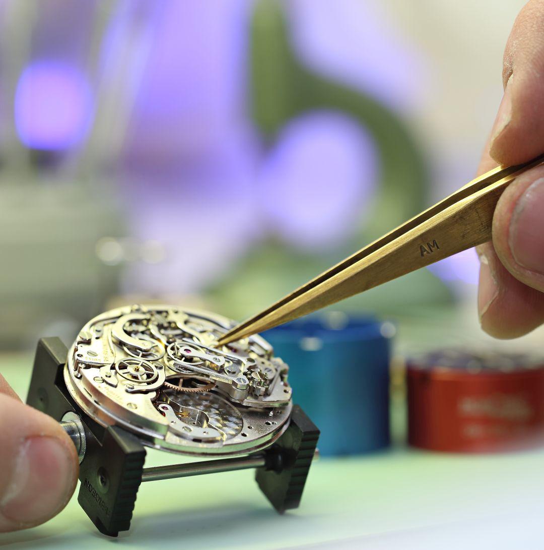 Uhrmacher in Reutlingen